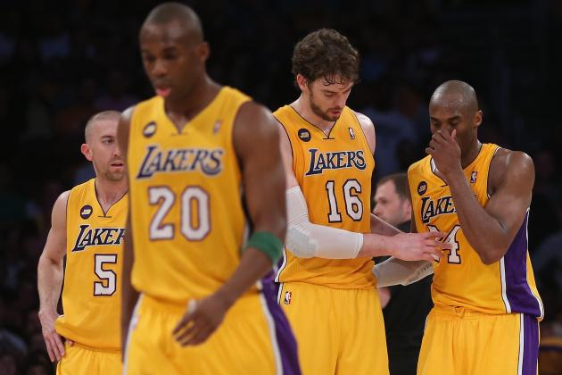 Projecting LA Lakers' Playoff Rotation