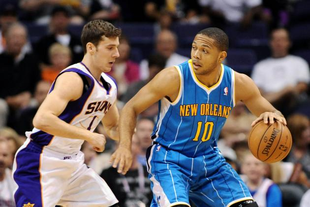 Surprises and Disappointments from New Orleans Hornets' 2012-13 Season