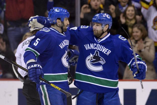 Ranking the 3 Most Underrated Players on the Vancouver Canucks