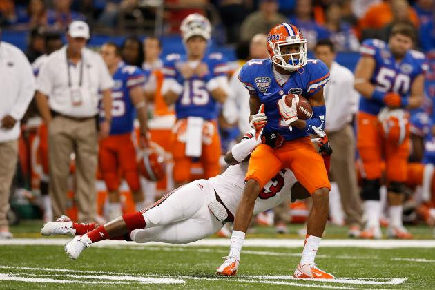 Jordan Reed: 5 Things You Need to Know About the Florida TE