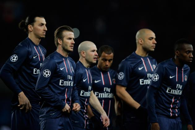 5 Rumoured Big-Name Summer Transfer Targets for Paris Saint-Germain