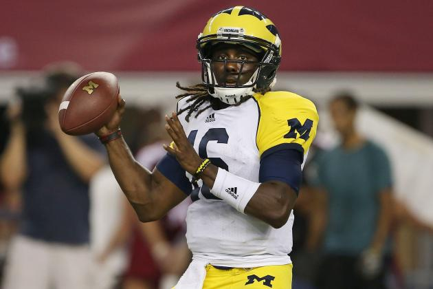 Michigan Football 2013 NFL Draft Tracker and Analysis