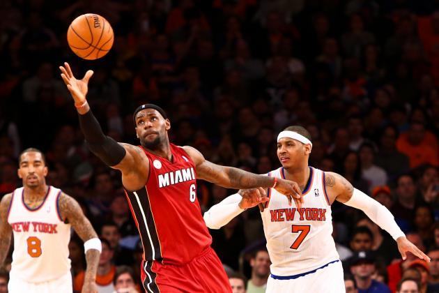 Updated NBA MVP Odds: Final Chances for Regular Season Top Stars
