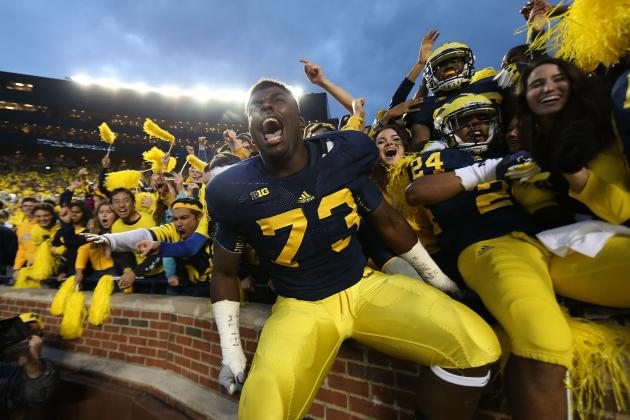 William Campbell: Video Highlights for Former Michigan DT