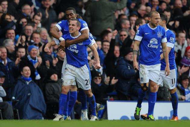 The Story of Everton's 2012-13 Season in 5 Pivotal Matches