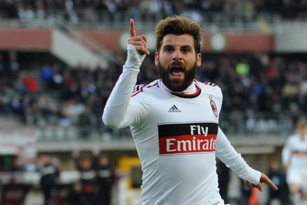 AC Milan: Antonio Nocerino's Descent into Worthlessness