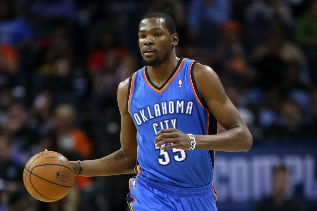 Complete Guide to Oklahoma City Thunder's Matchup vs. Houston Rockets