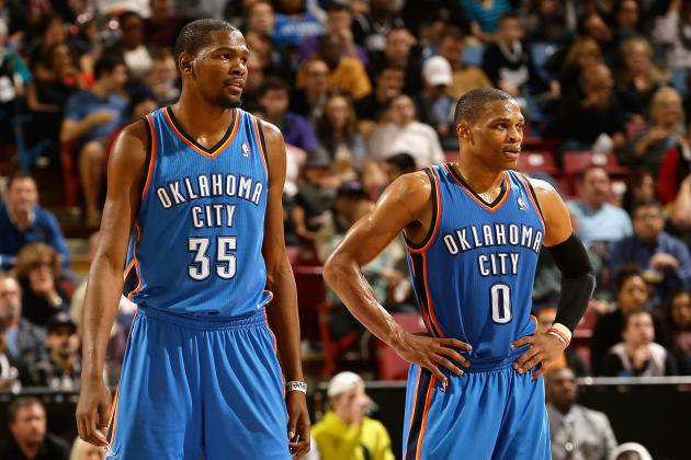 Would OKC Thunder Rather Play Lakers, Rockets or Jazz in 2013 Playoffs?