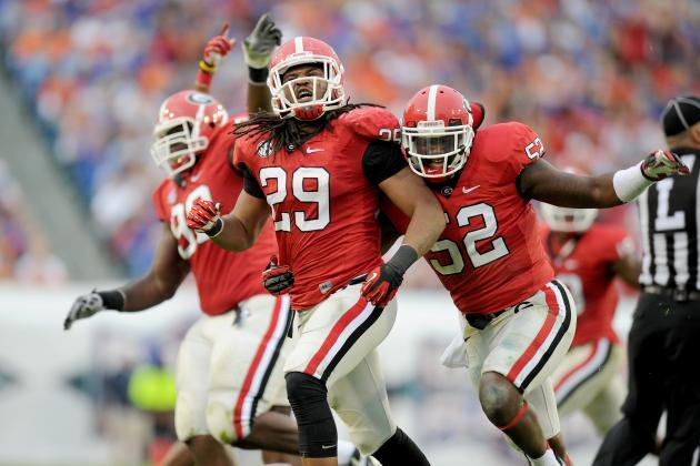 Georgia Football 2013 NFL Draft Tracker and Analysis