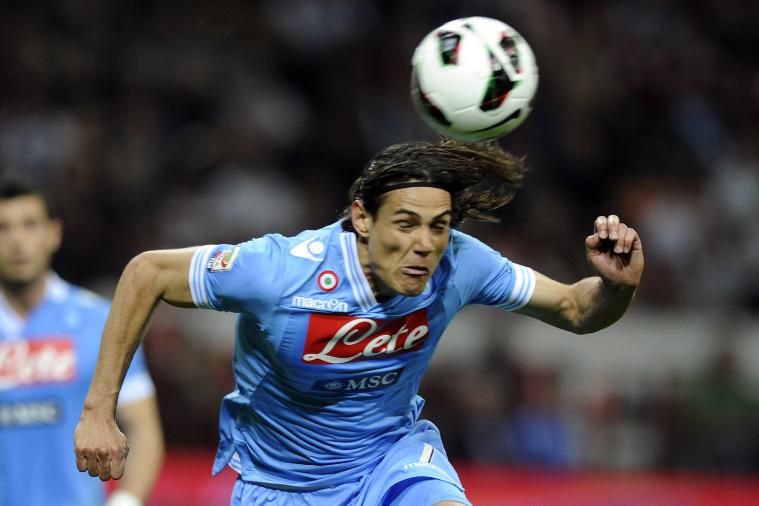 Edinson Cavani: 5 Clubs the Napoli Striker Could Sign for This Summer