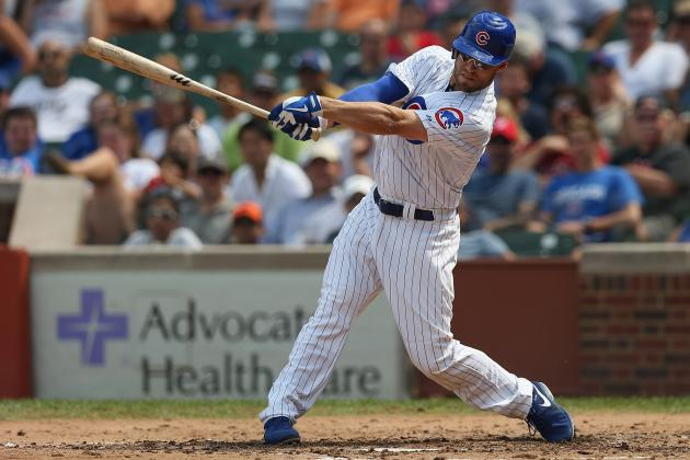 Cubs Minor Leaguers Who Will See Some Time in the Majors in '13