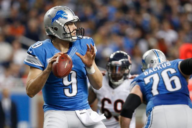 2013 Detroit Lions Schedule: Game-by-Game Predictions, Info & Analysis