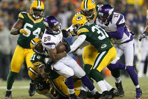 2013 Minnesota Vikings Schedule: Game-by-Game Predictions, Info and Analysis