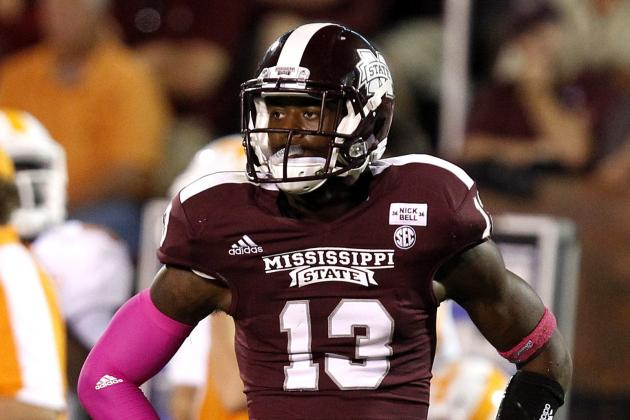 Johnthan Banks: 5 Things You Need to Know About the Mississippi State CB