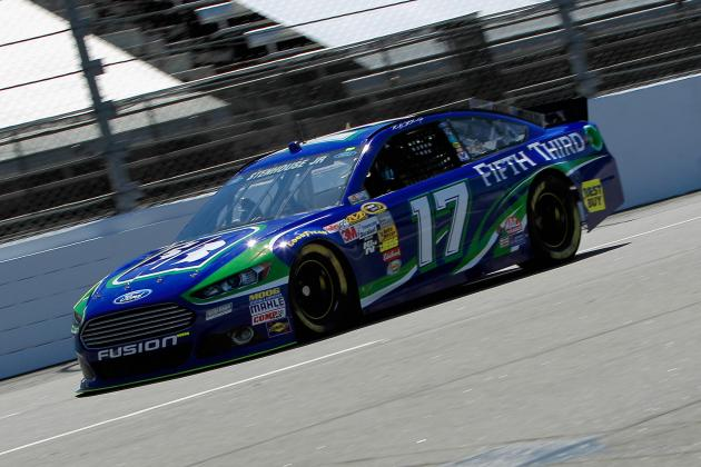 Predicting NASCAR Sprint Cup's Next First-Time Winner