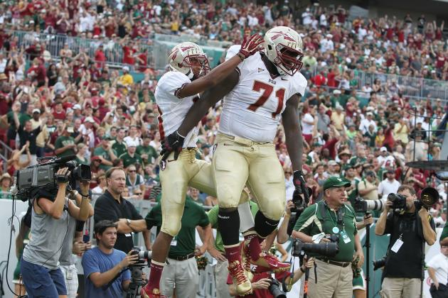 Menelik Watson: Video Highlights for Former Florida State OT