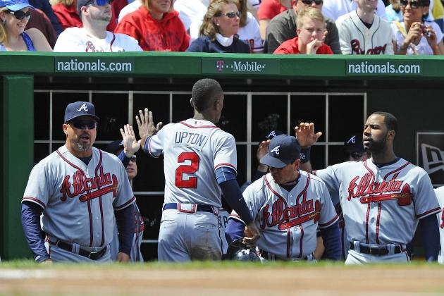 Predicting Each MLB Team's Starting Lineup for the 2014 Season