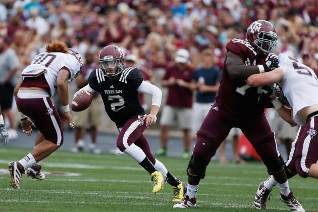 Texas A&M Football: Top 10 Performers in the Aggies' Spring Game