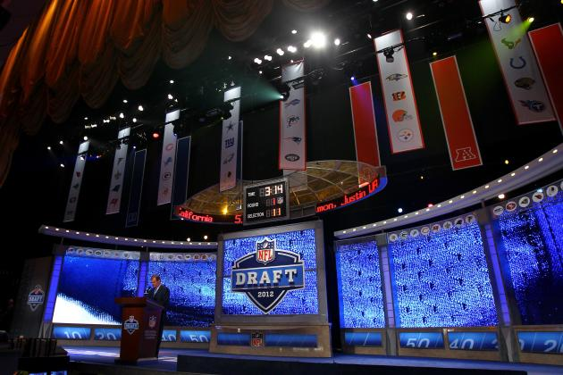 2013 NFL Mock Draft: First-Round Picks