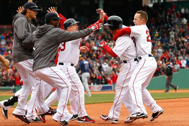 3 Reasons to Feel Great About the Start to the 2013 Boston Red Sox Season
