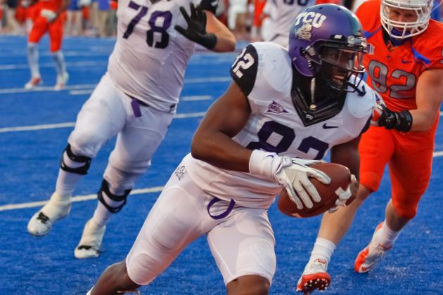 Josh Boyce: 5 Things You Need to Know About the TCU WR