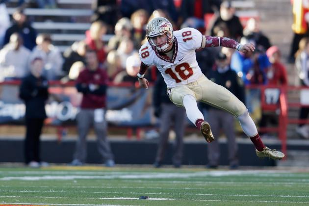 Dustin Hopkins: 5 Things You Need to Know About the Florida State Kicker