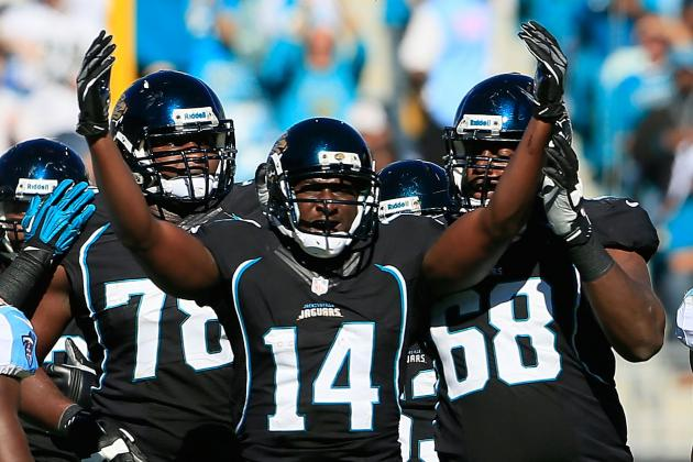 Power Ranking the Jaguars 2013 Schedule from Easiest to Hardest Games