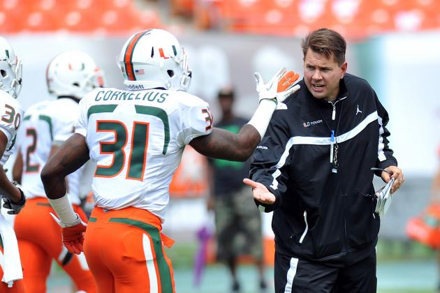 Miami Football: Coach Golden's 5 Biggest Concerns Post-Spring Practice