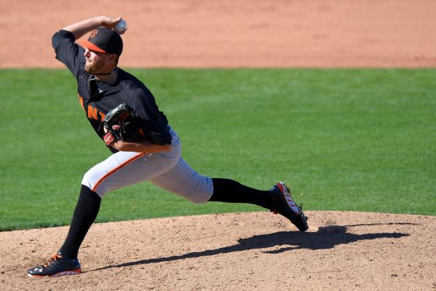 San Francisco Giants Minor Leaguers Who Will See Time in the Majors This Season