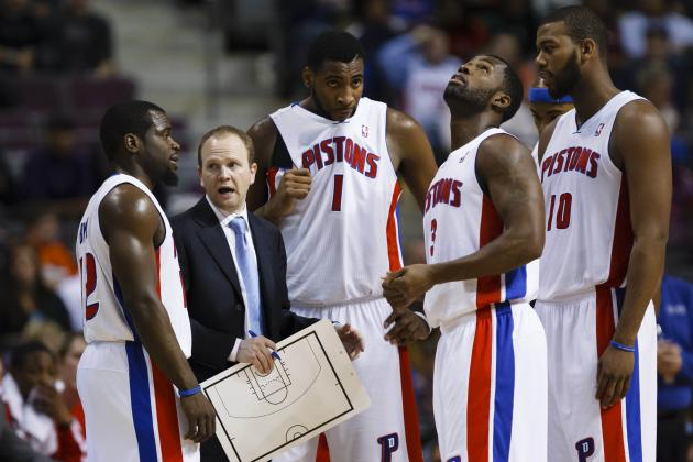 Biggest Issues Detroit Pistons Must Address This Offseason