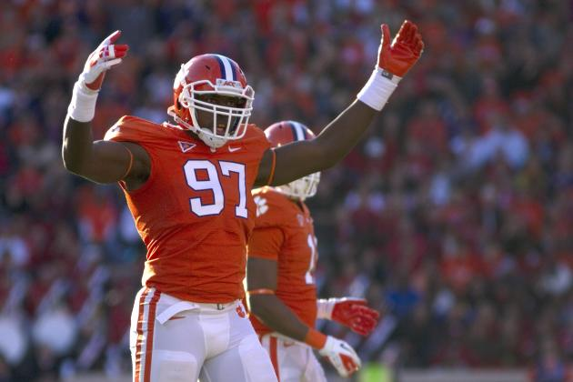 Malliciah Goodman: Video Highlights for the Former Clemson DE