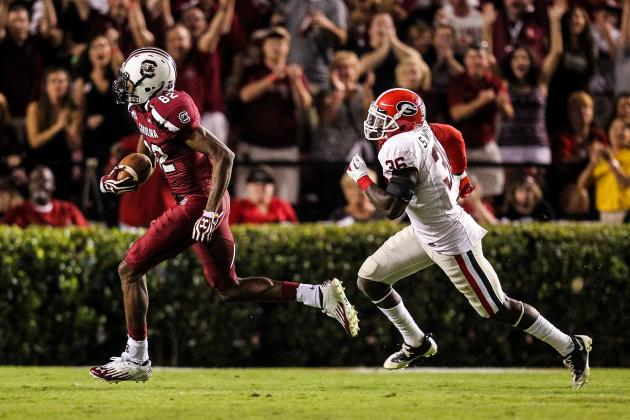 Georgia Football: 5 Reasons the Bulldogs Will Beat South Carolina in 2013