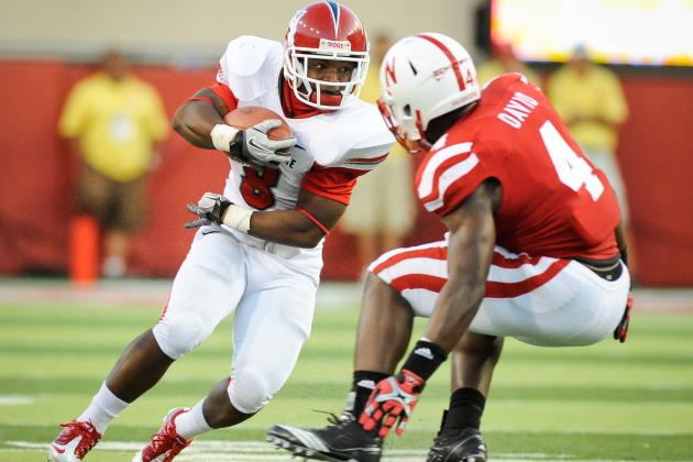 Robbie Rouse: Video Highlights for Former Fresno State RB