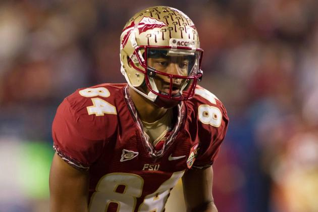 Rodney Smith: Video Highlights for Former Florida State WR