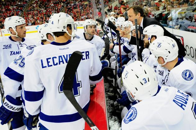 Early Look at Good Free-Agent Fits for Tampa Bay Lightning This Offseason
