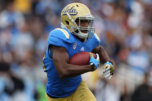 Johnathan Franklin: 5 Things You Need to Know About the UCLA RB
