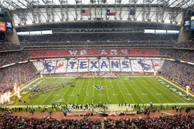 Power Ranking Houston Texans' 2013 Schedule from Easiest to Hardest Games