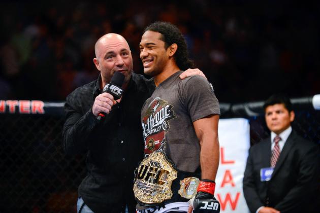 Benson Henderson vs. Gilbert Melendez: Odds and Predictions for UFC on Fox 7