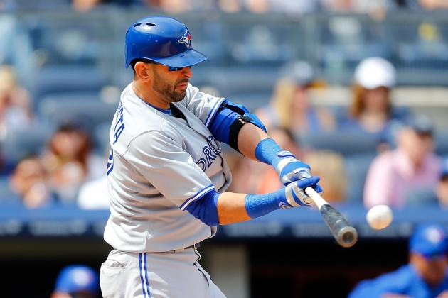 Jose Bautista's 10 Biggest Threats to the A.L Home Run Title