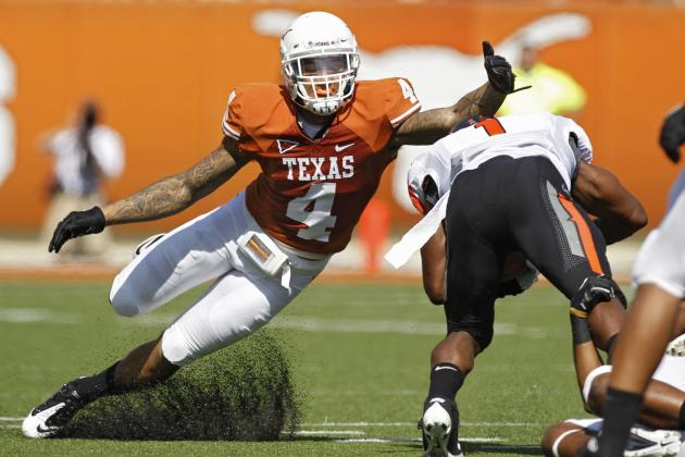 Kenny Vaccaro: 5 Things You Need to Know About the Texas S