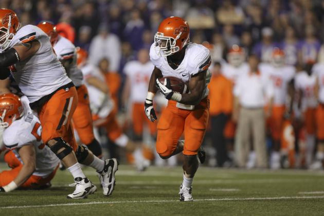 Joseph Randle: 5 Things You Need to Know About the Oklahoma State RB