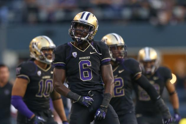 Minnesota Vikings Draft Board: The Pros and Cons of Desmond Trufant's Game