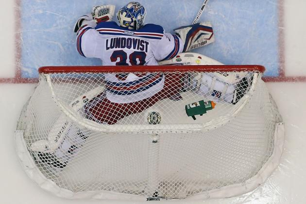 The 10 Most Miraculous Saves from the 2013 NHL Season