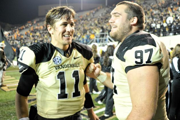 Jordan Rodgers: 5 Things You Need to Know About the Vanderbilt QB