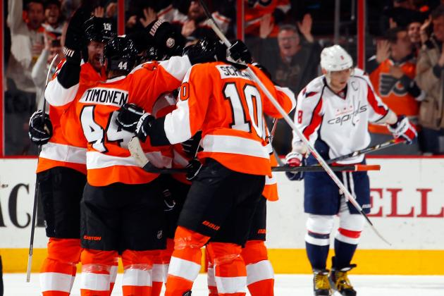 Early Look at Good Free-Agent Fits for Philadelphia Flyers This Offseason