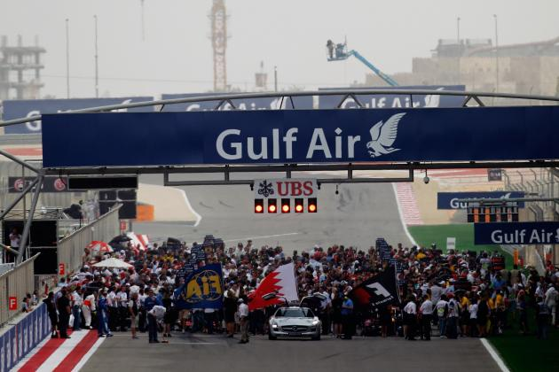Formula 1: 2013 Bahrain Grand Prix Preview