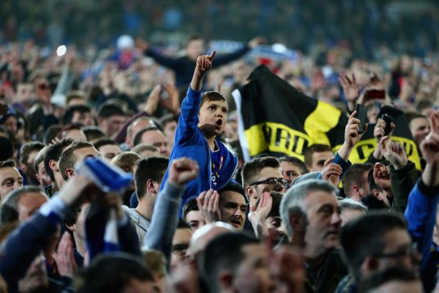 The Best and Worst of Football Chants from Around the World