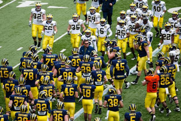 Michigan Football: Grading Each Early Enrollee's Spring Performance