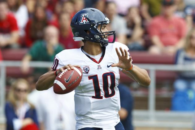 Matt Scott: 5 Things You Need to Know About the Arizona QB