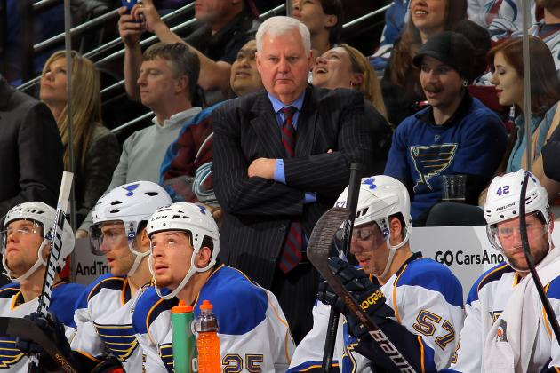NHL Coaches That Give Their Team the Greatest Edge in the Playoffs